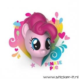 3D lamp My little pony Pinkie Pie