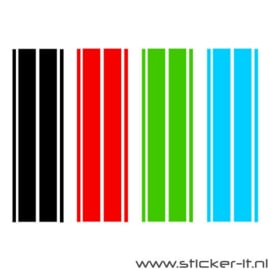 Viperstriping type 2