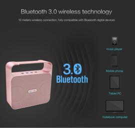 NBY Bluetooth speaker NBY360 zilver
