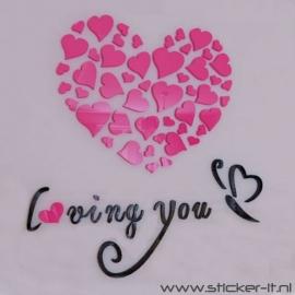 3D loving you