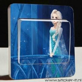 Lichtschakelaar sticker Frozen 7