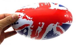 AW002 Set autowrap folie spiegel Engelse vlag 2