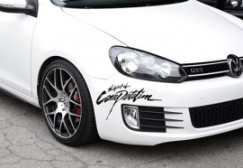 """AD002 Auto sticker """"The spirit of competition"""""""