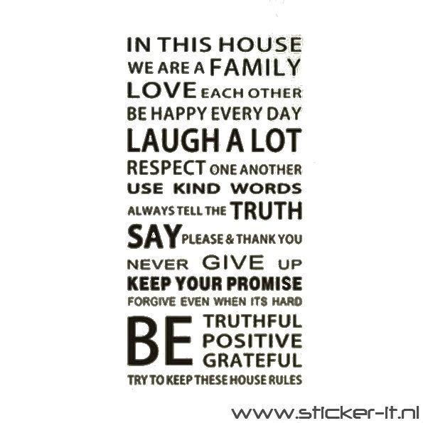 TS011 Huisregels 5