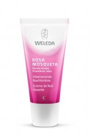 Weleda Rosa Mosqueta Vitaliserende nachtcreme  30ml