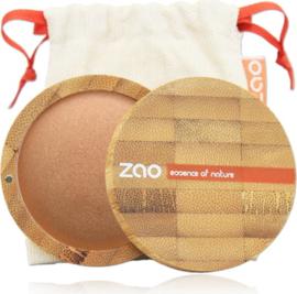 ZAO Bamboo Mineral Cooked powder 341 goud koper