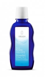 Weleda 2-in-1 Reiniging 100ml