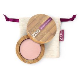 ZAO Bamboo Matt eyeshadow 204 goud oud roze