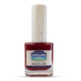 Zuurstofdoorlatende nagellak rood