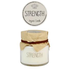 Sojakaars - strength - geur: Fig's delight