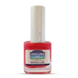 Zuurstofdoorlatende nagellak roze