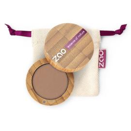 ZAO Bamboo Matt eyeshadow 208 Nude