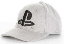 PlayStation Baseball Black Logo Cap