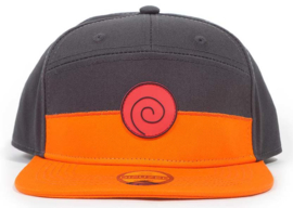 Naruto Shippuden logo Snapback Cap