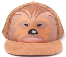 Star Wars Chewbacca Kids Trucker Cap