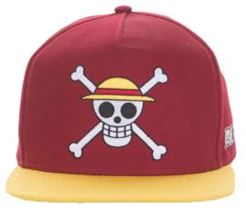 One Piece Monkey D. Luffy SnapBack Cap