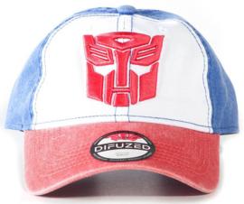 Transformers Autobots Adjustable Cap