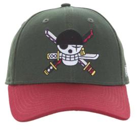 One Piece Baseball Zoro Cap