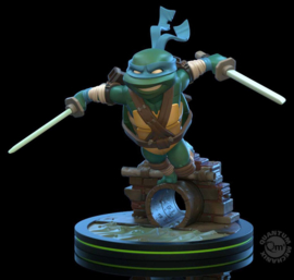 PRE-ORDER: Q-Fig Figure Teenage Mutant Ninja Turtles Leonardo 13 cm