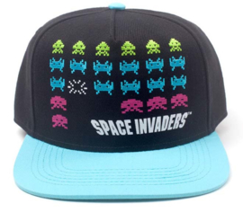 Space Invaders Formation Snapback Cap