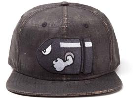 Nintendo Bullet Bill Snapback Cap