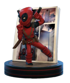Q-Fig Figure Marvel Deadpool 4D 10 cm