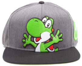 Nintendo Yoshi and Egg Snapback Cap