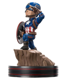 Q-Fig Figure Marvel Comics Captain America Civil War 11 cm