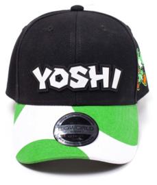 Nintendo Yoshi Curved Bill Cap