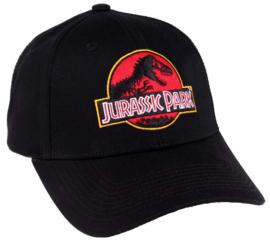 Jurassic Park Baseball Logo Cap