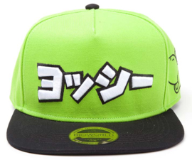 Nintendo Japanese Yoshi Snapback Cap