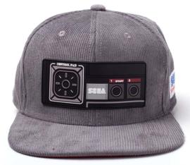 Sega Mastersystem Rubber Patch Snapback Cap