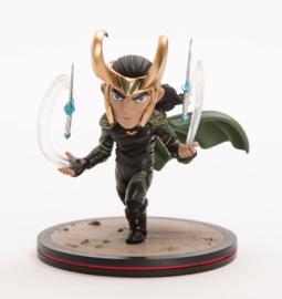 Q-Fig Figure Marvel Loki Ragnarok 10 cm