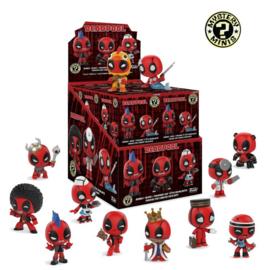 Funko Mystery Mini Marvel Comics Deadpool
