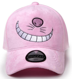 Disney Alice In Wonderland Cheshire Cat Curved Bill Cap