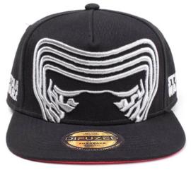Star Wars Kylo Ren Inspired Mask Snapback Cap