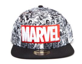 Marvel Comic Style Cap