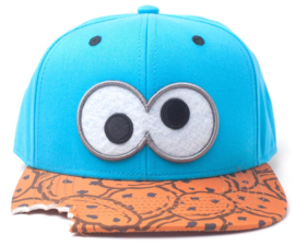 Sesame Street Cookie Bite Snapback Cap