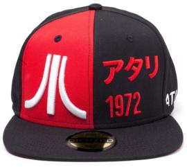 Atari Bicolor Japanese Snapback Cap