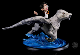PRE-ORDER: Q-Fig Figure Harry Potter Q-Fig MAX Diorama Harry & Buckbeak 13 cm