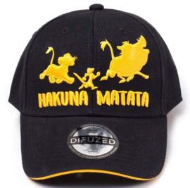 Disney The Lion King Hakuna Matata Silhouette Baseball Cap