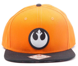 Star Wars The Resistance Logo Snapback Cap