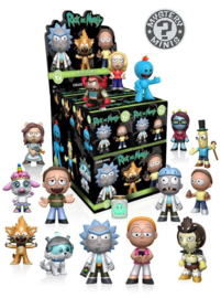Funko Mystery Mini Rick and Morty Figures
