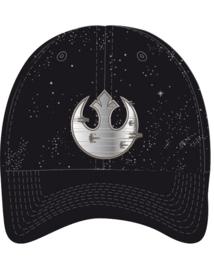 Star Wars Episode VIII Baseball Rebel Space Ship Cap