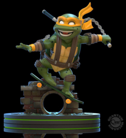 PRE-ORDER: Q-Fig Figure Teenage Mutant Ninja Turtles Michelangelo 13 cm