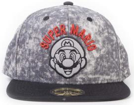 Nintendo Super Mario Biker Snapback Cap