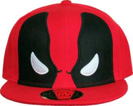 Marvel Deadpool Eyes front Adjustable Cap