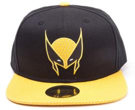 X-Men Wolverine Mask Snapback Cap
