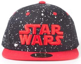 Star Wars Red Space Snapback Cap