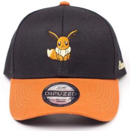 Pokémon Eevee Curved Bill  Cap
